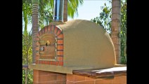 Wood fired brick pizza oven- Catalogue online Wood fired brick pizza oven