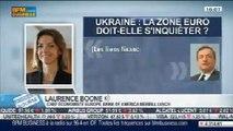 Crise ukrainienne: la zone euro a-t-elle des raisons de s'inquiéter ?: Laurence Boone, dans Intégrale Bourse - 03/03