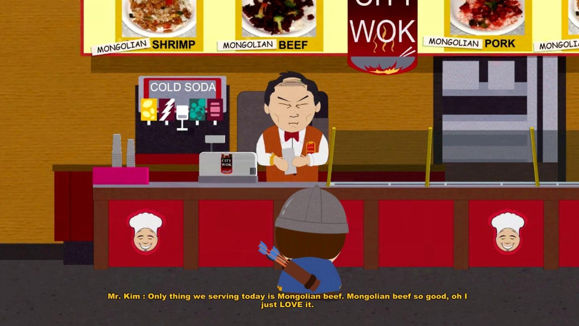 South Park : Le Bâton de la vérité - GK Live : Southpark : le bâton de la vérité