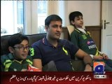 Cricket fans in London celebrate in style Pakistan's victory over India - Arise Asia Cup 2014