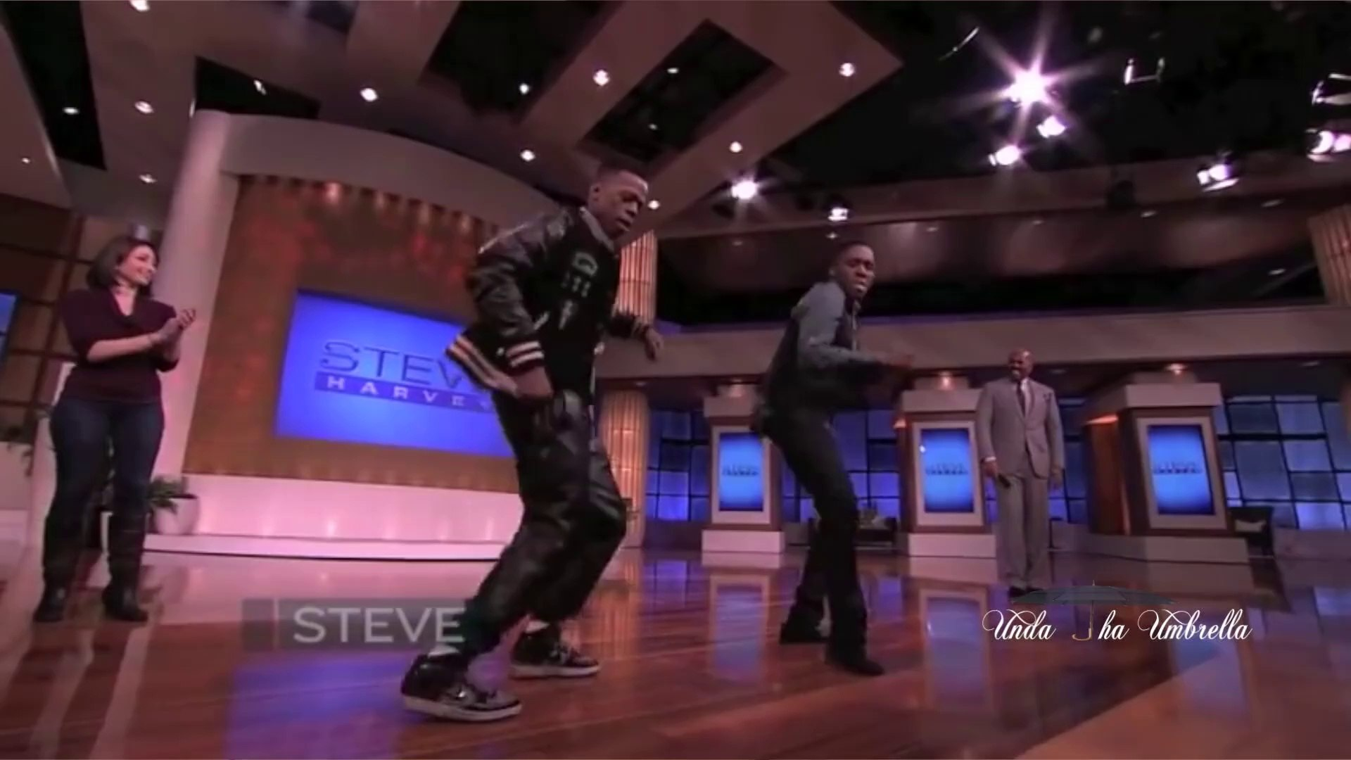 The Dlow Shuffle Video (ft Steve Harvey