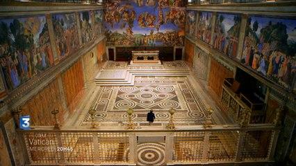 Bande-annonce: Au cœur du Vatican