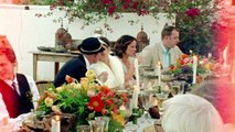 Real Wedding: Marisa and Ron in Palm Springs