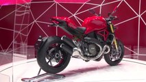 First Look: 2014 Ducati Monster 1200 and 1200 S at EICMA 2013