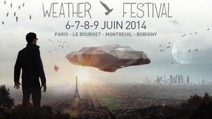 Weather Festival : Projection du teaser à Juste Debout