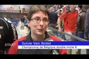 Tennis de table - Les championnats de Belgique 2014 à Andenne (© Canal C)