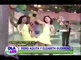 La primera aparición de Edita Guerrero y Corazón Serrano en televisión