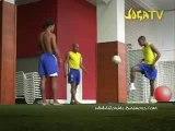 jogatv, Ronaldinho, Robinho, R. Carlos