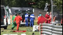 Race Car Crash - Rally Race Cars