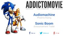 Sonic Boom - Announcement Trailer Music #1 (Audiomachine - Phoenix Rising)