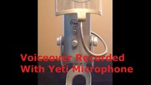 How To Install Blue Microphones The Pop Universal Pop Filter On YETI Microphones?