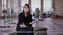 Interview d'Alexandra Bosc - Exposition Paris 1900 au Petit Palais  (sous-titrée anglais)