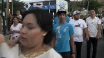 Protesters detained during pro-Guzman rally in northern Mexico