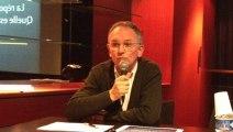Débat public - Franchissements de Loire : Jacques Gagneur, expert des politiques publiques de déplacement