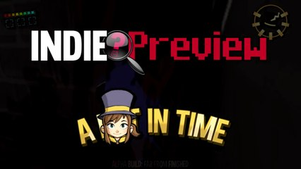 Indie Preview - A Hat in Time
