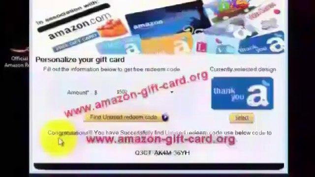 Amazon Gift Card Generator Working Amazon Gift Code Hack, How To Get Free Amazon Gift Cards,