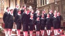 Petits Chanteurs à la Croix de Bois -  Nella Fantasia - à Illiers Combray le 1er mars 2014-