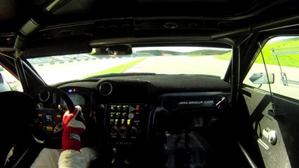 Nissan GT-R Nismo GT3 2013 test drive