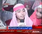 Jashne Bahara Ke Silsile Main Karachi Ke Aik Niji School Main Salana Takreeb Ka Inikad