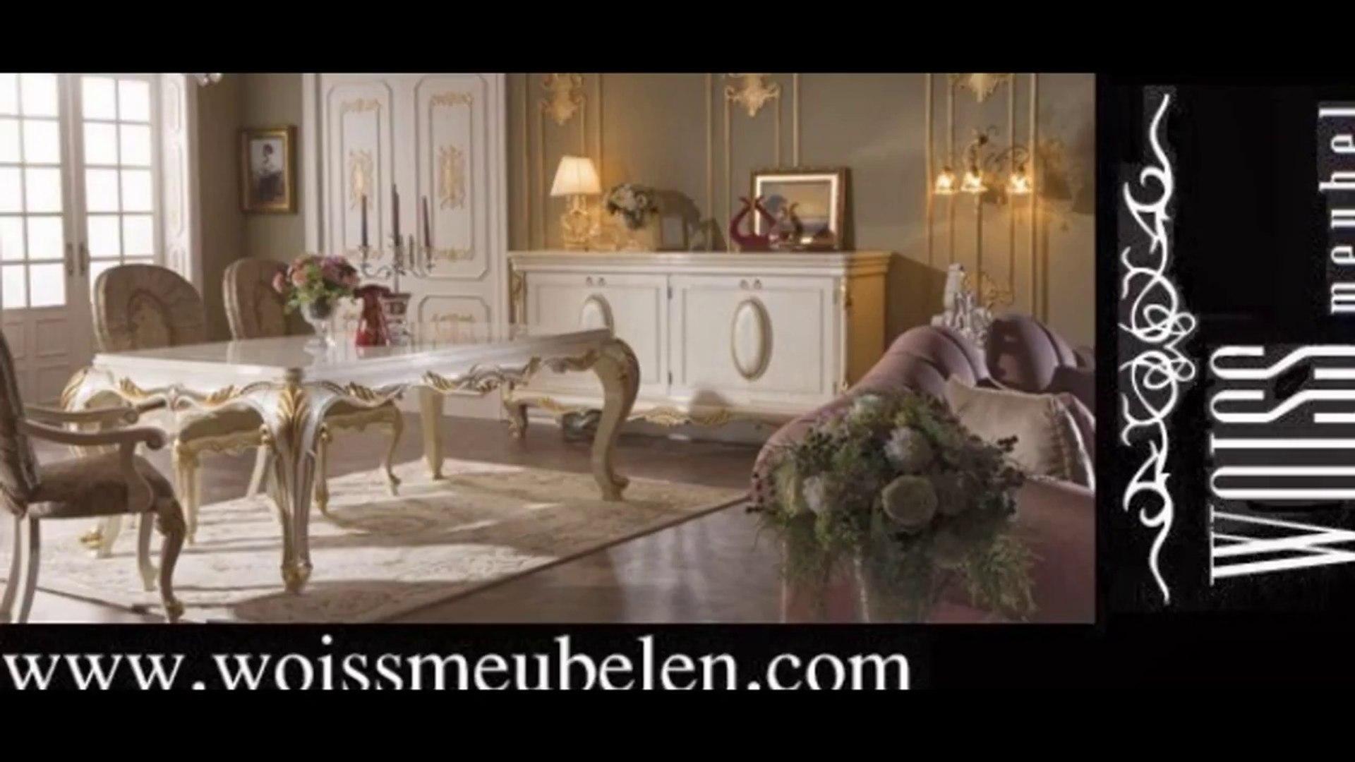 Woiss Meubels Hoogglans Barok Woonkamer Inrichting Antwerpen Dailymotion Video