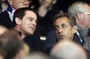 Manuel Valls et Nicolas Sarkozy réunis pour PSG-OM - ZAPPING ACTU DU 04/03/2014