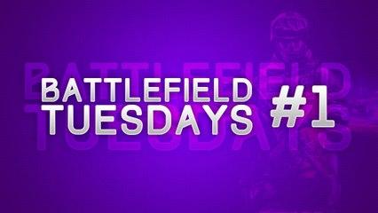 Battlefield Tuesday episode 1 - Domination on Golmud railway