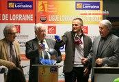 Coupe de Lorraine : Albert Cartier en meneur de jeu pour le tirage au sort des 8èmes de finale