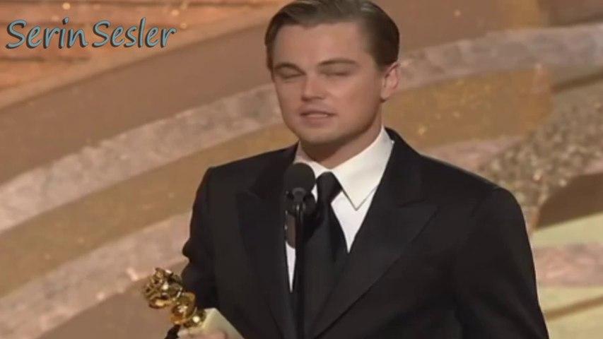 """Serin Sesler - Leonardo Dicaprio """"Bana Oscar Vermiyorlar"""""""