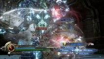 FFXIII Lightning Returns Final Fantasy XIII, gameplay español, parte 41 final desierto