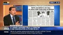 Direct de Gauche: Affaire Buisson: le Canard enchaîné publie le verbatim d'une conversation à l'Élysée en 2011 - 04/03