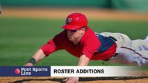 Fister, McLouth bolster rotation and depth for Nationals