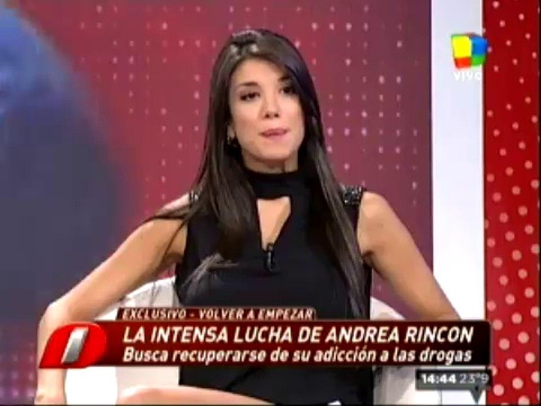 Andrea Rincon Sexo andrea rincon en intrusos, su tratamiento y prostitucion