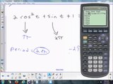 7.3 Solving Trigonometric Equations and Inequalities Graphically 2-11-14