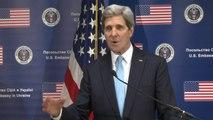 Kerry : la Russie veut un prétexte pour envahir l'Ukraine