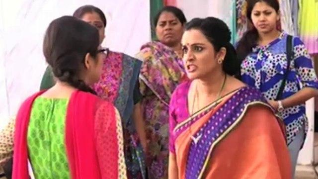 Madhubala Leelawati throws Madhu out of her house