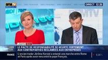 """L'Édito éco de Nicolas Doze: Négociations sur le pacte de responsabilité: """"On verra plus tard"""" - 05/03"""