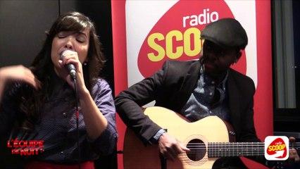 """Radio Scoop - Indila chante """"dernière danse"""" en live dans l'Équipe De Nuit"""