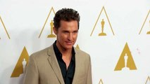 Matthew McConaughey Wins Best Actor