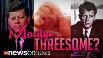 MARILYN THREESOME?: Auction for Alleged Sex Tape Featuring Marilyn Monroe with John and Robert Kennedy Cancelled