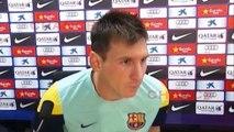 Leo Messi del campo de juego... al cine