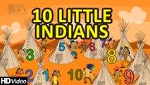 Ten Little Indians (LATEST VERSION) Nursery Rhymes | Play Nursery Rhymes
