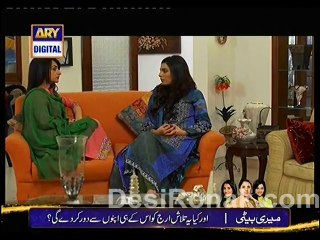 Sheher e Yaaran - Episode 87 - March 5, 2014 - Part 2