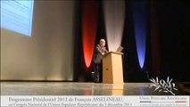 Programme de François Asselineau, Président de l'UPR pour les élections 2012 PART 07/10