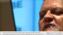 Programme de François Asselineau, Président de l'UPR pour les élections 2012 PART 05/10