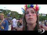 Carnevale Rio: cala il sipario ma restano cumuli di immondizia. Strade piene di rifiuti, c'è anche sciopero dei netturbini
