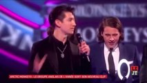 Arctic Monkeys - Canal+ TV news