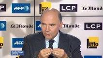 """Affaire Buisson : """"C'est le genre de personnage qu'il ne faut pas mettre à l'Elysée"""" pour Pierre Moscovici"""