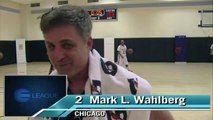 Mark L. Walberg Interview - Chicago vs Dallas (week 2)