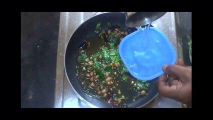 Upma Pesarattu Preparation Video in Telugu