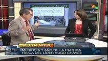Medios opositores al chavismo minimizan actos de aniversario luctuoso